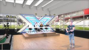 x factor auditions render png