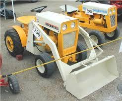 cub cadet garden tractors. International Cub Cadet 100 Garden Tractors