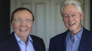 Image result for james patterson and bill clinton