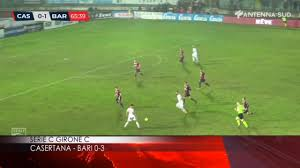 15 dicembre 2019 - Serie C girone C Casertana - Bari 0-3 - YouTube