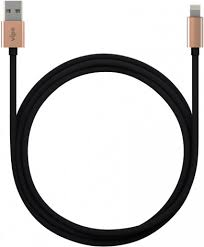 Дата-<b>кабель Vipe USB</b>-Lightning Apple MFI 1м Black - цена на ...