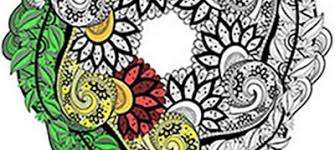 A constantly updated collection of coloring pages and artistic styles. Adult Coloring Pages Download And Print For Free Just Color