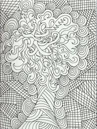 Small Picture Complicated Coloring Pages Printable Best Of Full Page For Adults