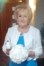 Death Notice of Barbara RUTH (née Clews)