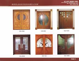 Custom Exterior Wood Doors  Kelli Arena - Custom wood exterior doors