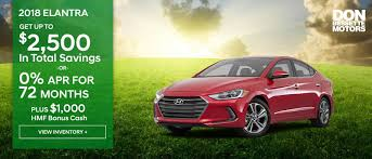 Don Bessette Motors is a Minot Hyundai dealer and a new car and ...