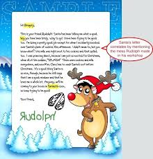 Letters From Santa Letter Template Twinkl Pdf