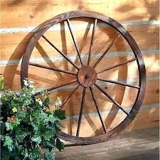 western yard decor western yard decor wagon wheel garden decoration wagon wheel old outdoor garden wooden