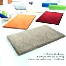 bathroom rugs without rubber backing backed striped bath mats rug non ru bathroom rugs without rubber backing backed non wi