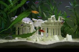 Stil Aquarium Dekoration Selber Machen Drachen