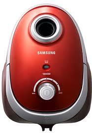 samsung vacuum. samsung vacuum cleaner - 1800w red sc5450 samsung
