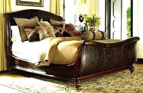 sleigh kingsize bed king size leather sleigh bed fabric sleigh bed sleigh bed frame king size bed fabric and wooden sleigh bed king pertaining king size