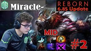 miracle 8200 mmr ursa midlane pro gameplay dota 2 mmr 2