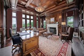 what a beautiful private in home officestudyden beautiful home office den