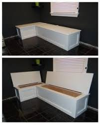 kitchen banquette table seating with storage diy project the homestead survival homesteading banquette furniture with storage