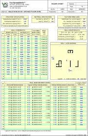 concrete spreadsheets