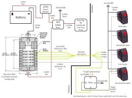 switch wiring diagram for lights and other accessories jk forum how to hard wire led strips in car at How To Hook Up Led Lights To Fuse Box