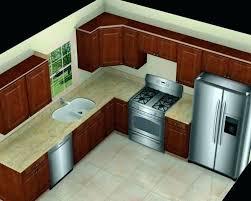 d shaped sink l kitchen sinks corner