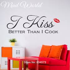 Kiss The Cook Kitchen Decor Compare Prices On Kissing Kitchen Online Shopping Buy Low Price