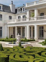French Mansions Designs Design Library Chateau Des Fleurs French Mansion