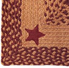 elegant primitive kitchen rugs americana area rugs roselawnlutheran attractive primitive kitchen rugs braided