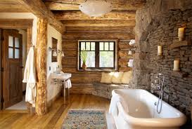 brilliant 45 rustic and log cabin bathroom decor ideas 2017 wall