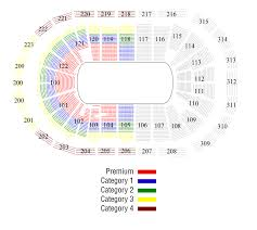 Arena At Gwinnett Center Seating Chart Arena Seat Numbers Online Charts Collection