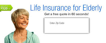 Life Insurance Quotes For Elderly Custom Term Life Insurance For Elderly Parents Life Insurance Options For