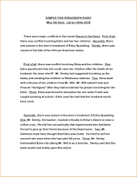 Sample Essays For Kids 3 Paragraph Essay Example For Kids Writing Is Easy