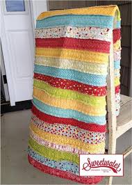 Jelly Roll Quilt | Craftsy & 1 / 2 Adamdwight.com