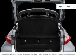 Blue[Blue Eclipse Metallic] 2018 Toyota C-HR Trunk / Cargo Area Photo  A