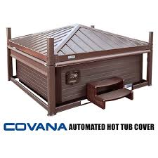 covana covers automated hot tub covers