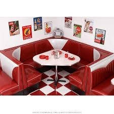 Diner Furniture Retro Dining Chairs 1950s Diner Booths .