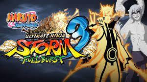 NARUTO SHIPPUDEN: Ultimate Ninja STORM 3 Full Burst HD » Cracked Download