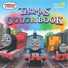 Do you like their adventures ? Thomas Color Book Thomas Friends Walmart Com Walmart Com