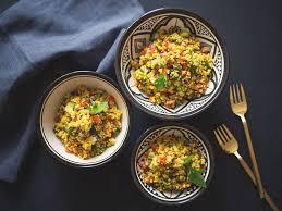 Green Kitchen Stories Cookbook Kisir Turkish Bulgur Salad Recipes Kitchen Stories