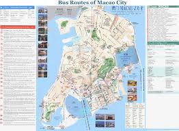 maps – macau guide – shops  attractions  casinos  hotels