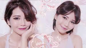 simple natural to edgy korean style makeup tutorial l fall makeup