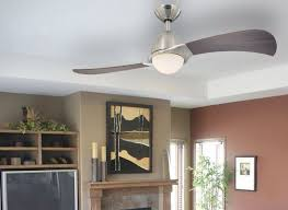 ceiling fans with lights for living room. fascinating modern ceiling fans design : retractable blade fan with decorative candles lights for living room