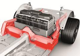 porsche electric boxster e and pa ra hybrid participate in electric porsche boxster battery placement diagram