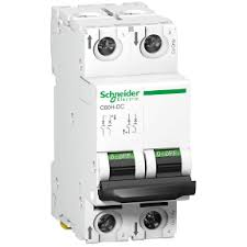 A9N61528 - <b>Автоматический выключатель</b> C60H-DC <b>2П 10А</b> C ...