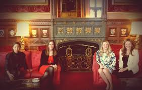 speakers house. thank you @womenoffuture for arranging tea at the palace of westminster with speaker house! http://t.co/fra8dkte1n\ speakers house
