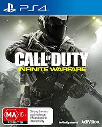 Buy <b>Call of Duty</b>: <b>Infinite</b> Warfare (PS4) Online at Low Prices in India ...