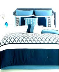 navy striped comforter blue and white stripe twin bedding