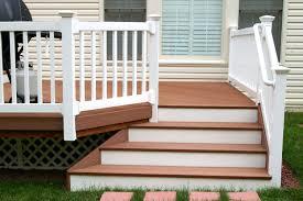 Low Maintenance Deck Deck Materials GeoDeck Geodeck Composite - Exterior decking materials