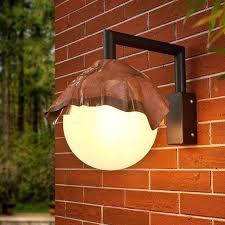 Interesting Wall Lights Interesting Outdoor Wall Light Magic