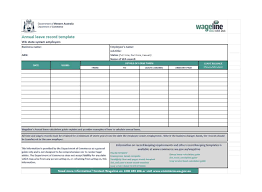49 Employee Vacation Trackers Excel Word Template Lab