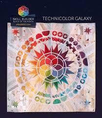 Technicolor Galaxy Block of the Month Quilt – Pile O' Fabric & Technicolor Galaxy Block of the Month Quilt Adamdwight.com