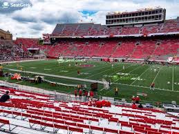 Camp Randall Student Section Seating Chart Camp Randall Stadium Q Seat Views Seatgeek
