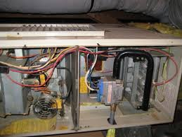 carrier furnace. carrier bdp day and night heater furnace no heat spark